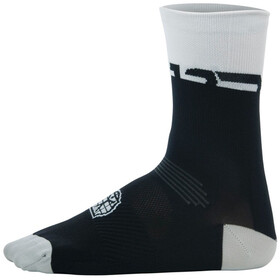 Bioracer Summer Socks, black/white